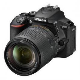 Nikon D5600 + 18-140 AF-S VR (VBA500K002) černý