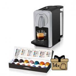 DeLonghi Nespresso Prodigio EN170.S černé/stříbrné