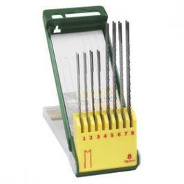 Sada Bosch 8 dílná kazeta pilových plátků na dřevo/kov/plast (U-stopka)