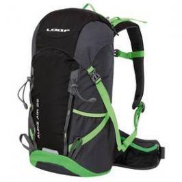 Loap ALPIZ AIR 25 black/green