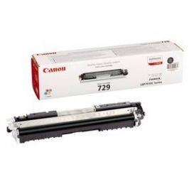 Canon CRG-729Bk, 1,2K stran - originální (4370B002) černý