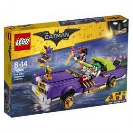 LEGO® BATMAN MOVIE™ 70906 Joker a jeho vůz Notorious Lowrider