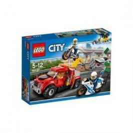 LEGO® CITY® Police 60137 Trable odtahového vozu