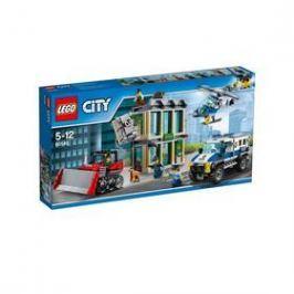 LEGO® CITY® Police 60140 Vloupání buldozerem