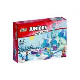 LEGO® JUNIORS® 10736 Ledové hřiště pro Annu a Elsu