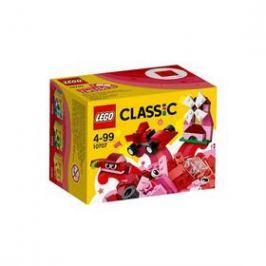 LEGO® CLASSIC® 10707 Červený kreativní box