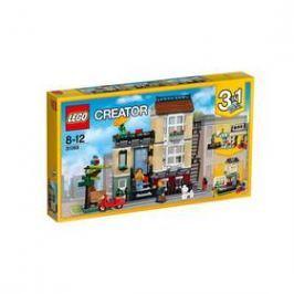 LEGO® CREATOR® 31065 Městský dům se zahrádkou