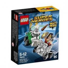 LEGO® SUPER HEROES™ 76070 Mighty Micros: Wonder Woman™ vs. Doomsday™