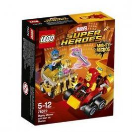 LEGO® SUPER HEROES™ 76072 Mighty Micros: Iron Man vs. Thanos