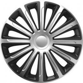 "Versaco Trend silver/black 16"" sada 4ks (20012)"