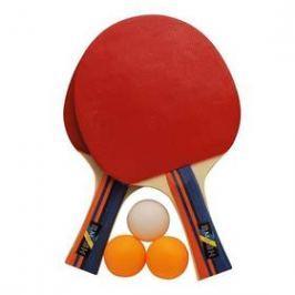 Rulyt 2ST-01, 2 x raketa, 3 x míč červený