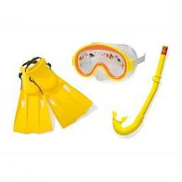 Intex Potápěčská sada Intex, dětská (55954) žlutý