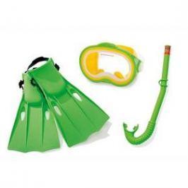 Potápěčská sada Intex, dětská - zelená (55955)