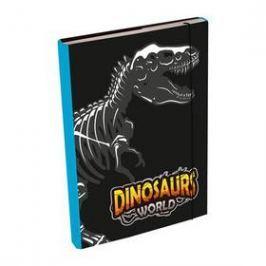 Baagl A4 Dinosauři
