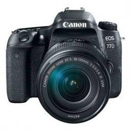 Canon EOS 77D + 18-55 IS STM (1892C017AA) černý