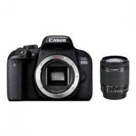 Canon EOS 800D + 18-55 IS STM (1895C002AA) černý