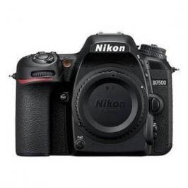 Nikon D7500, tělo černý