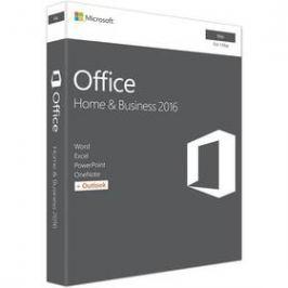 Microsoft Office 2016 Mac pro domácnosti a podnikatele SK (W6F-01053)