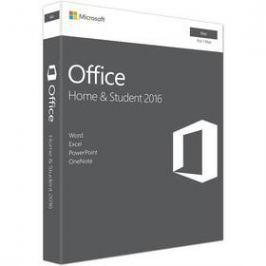 Microsoft Office 2016 Mac pro domácnosti CZ (GZA-01051)