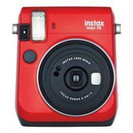 Fujifilm Instax mini 70 červený