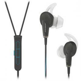 Bose QuietComfort 20 Apple (B 718839-0010) černá/modrá
