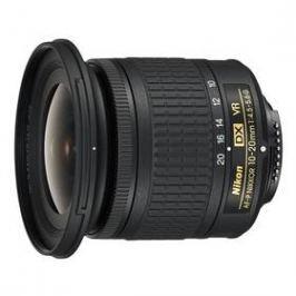Nikon NIKKOR 10-20MM F4.5-5.6G VR AF-P DX (JAA832DA) černý
