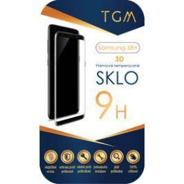 TGM 3D pro Samsung Galaxy S8+ - černý rám (TGM-SM-S8P)
