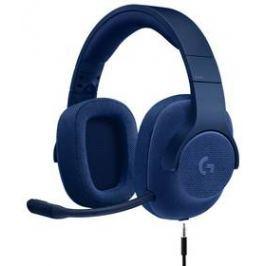 Logitech Gaming G433 7.1 Surround (981-000687) modrý