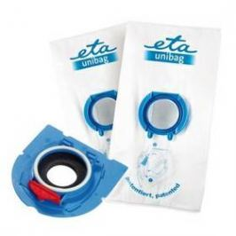 ETA UNIBAG startovací set č. 12 9900 68020 bílý/modrý Sáčky a adaptéry - UNIBAG
