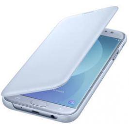 Samsung Wallet Cover pro J7 2017 (EF-WJ730C) (EF-WJ730CLEGWW) modré
