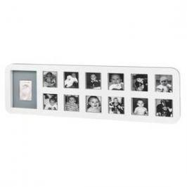 Baby Art Rámeček My First Year Print Frame White/Grey