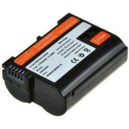 Jupio EN-EL15 Li-Ion 7,2V 1650mAh pro Nikon (CNI0020V2) černé