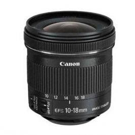 Canon EF-S EF-S 10-18mm f/4.5-5.6 IS STM + EW73C + LC kit (9519B009) černý