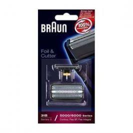 Braun CombiPack FlexIntegral - 31S stříbrné