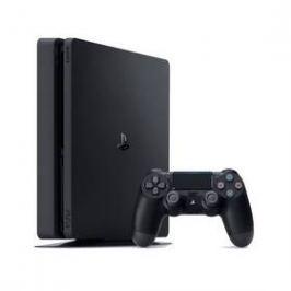 Sony PlayStation 4 SLIM 500GB (PS719866268) černá