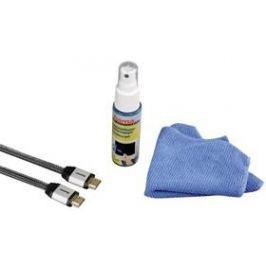 Hama HDMI 1.4, 1,5m + čisticí gel a utěrka (56562)