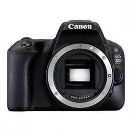 Canon EOS 200D (2250C001) černý