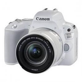 Canon EOS 200D + 18-55 IS STM (2253C001) bílý