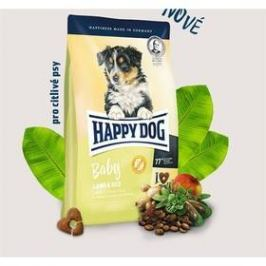 HAPPY DOG Baby Lamb & Rice 4 kg