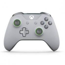 Microsoft Xbox One S Wireless - Grey-Green (WL3-00061)
