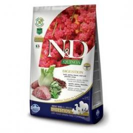 N&D Grain Free Quinoa DOG Digestion Lamb & Fennel 7 kg