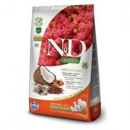 N&D Grain Free Quinoa DOG Skin&Coat Herring & Coconut 2,5 kg