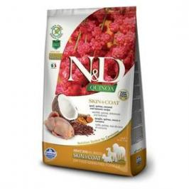 N&D Grain Free Quinoa DOG Skin&Coat Quail & Coconut 2,5 kg