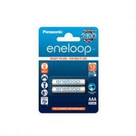 Panasonic Eneloop AAA, 750mAh, 2 ks (BK-4MCCE/2BE) bílá