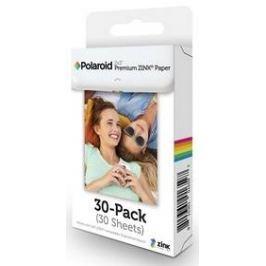 """Polaroid Zink Premium 2x3"""", 30 fotografií (POLZ2X330) bílý"""