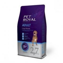 Pet Royal Adult Dog Large Breeds 2,7 kg