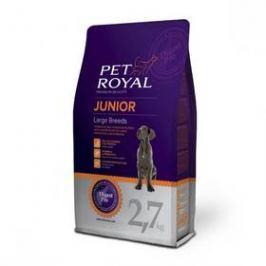Pet Royal Junior Dog Large Breeds 2,7 kg
