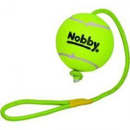Nobby tenisový míček XXL 12,5 cm s lanem 70 cm