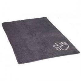 Nobby čistící podložka pro psa M 91 x 66 cm šedá
