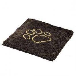 Nobby čistící podložka pro psa M 91 x 66 cm hnědá